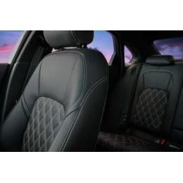 Interni in PELLE  Audi Q7 7...