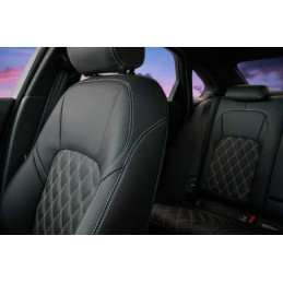 Interni in PELLE  Audi Q3
